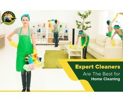 House Cleaning Done Right with Greenforce Cleaners