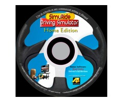 Simuride HE – Home Car Driving Simulator Software