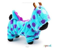 Buy Latest Dogs Wearing Clothes form Zyeed LLC