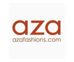 New Year Celebration Sale on Designers Clothing - Aza Fashions