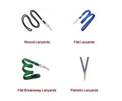 Neck Lanyards | ID Supplies