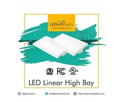 Choose the Right LED Linear High Bay Light for Your Gym