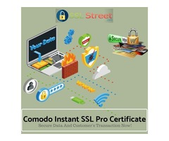 Secure Website & Defend Ecommerce Transactions With Comodo Instant SSL Pro