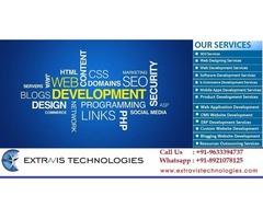 Website Development Services Offered