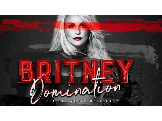 Don't Miss Britney's Domination February 2019 at Las Vegas | free-classifieds-usa.com