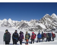 Mountaineering Expedition in India