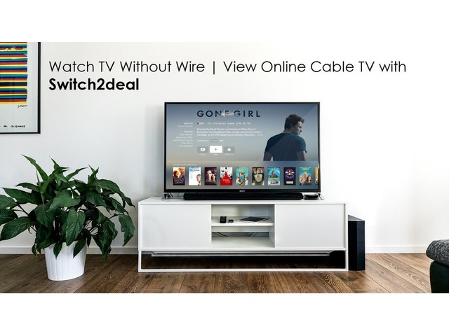 Astonishing Online Cable Services Help You To Watch Tv Without Wire Switch2Deal Wiring Digital Resources Hutpapmognl