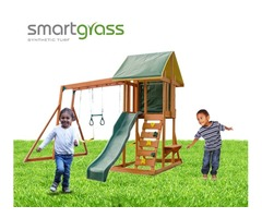 Benefits of artificial grass for playground