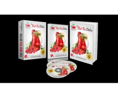 The Red Tea Detox - Huge New Weight Loss Offer For 2019! Re-launch!