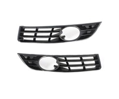 Front Pair Left Right Side Bumper Lower Grille for 06-10 VW | free-classifieds-usa.com
