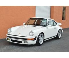 1987 Porsche 911 Coupe 993 - G50 RUF