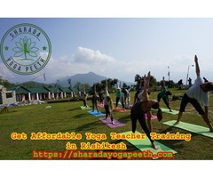Get Affordable Yoga Teacher Training