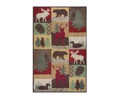 Animal Print Rugs for Living Room | ShoppyPal