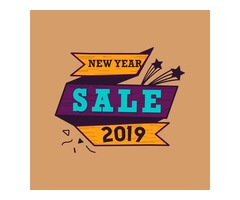 New deals to grab at new beginning of the year!