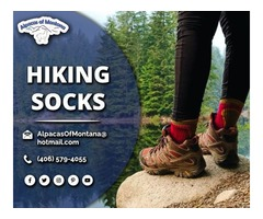 Shop Warm Hiking socks from USA