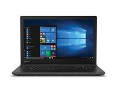 Toshiba Tecra C50-d, Windows 10 Pro, 7th Generation Intel Core I3-7100u Processor- 2.40