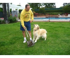 Grab The Professional Dog Poop Scooper Services