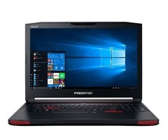 "Acer Predator 17 GX-792-7448 17.3"" Gaming Laptop Computer - Black Intel Core i7-7700HQ Processor"