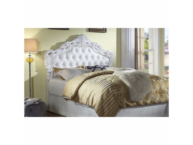 Paladin Classic Style Queen/Full Upholstered Panel Headboard••Funiture Coast to Coast | free-classifieds-usa.com