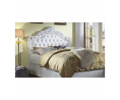Paladin Classic Style Queen/Full Upholstered Panel Headboard••Funiture Coast to Coast