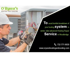 Heating contractors Woodbridge