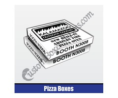 Pizza Boxes | Locking Mailer Boxes CustomBoxes4Less
