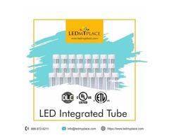 Choose T8 8ft LED Integrated Tubes For Elegant Illuminaion