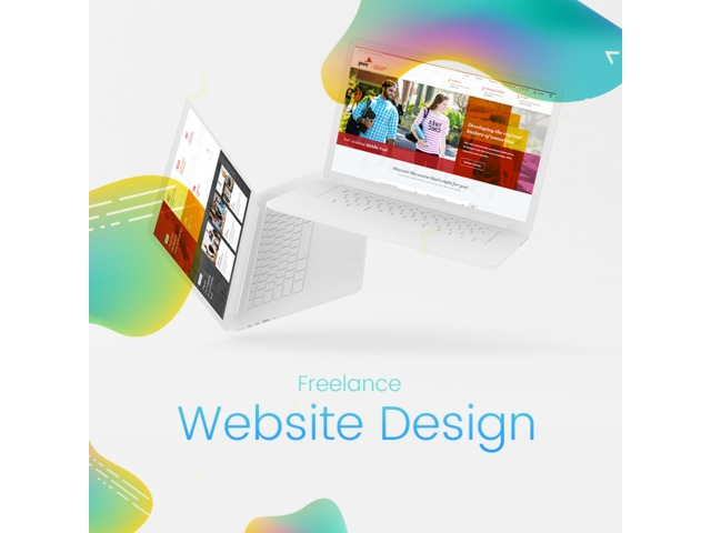Freelance website designer | Freelance graphic designer in