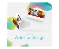 Freelance website designer | Freelance graphic designer in USA | Mohsin design