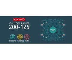 Prepare for your Cisco CCNA 200-125 Exam with uCertify | free-classifieds-usa.com