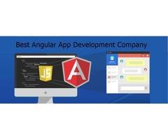 Best Angular App Development Company