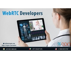 Get the WebRTC developers in USA | SISGAIN