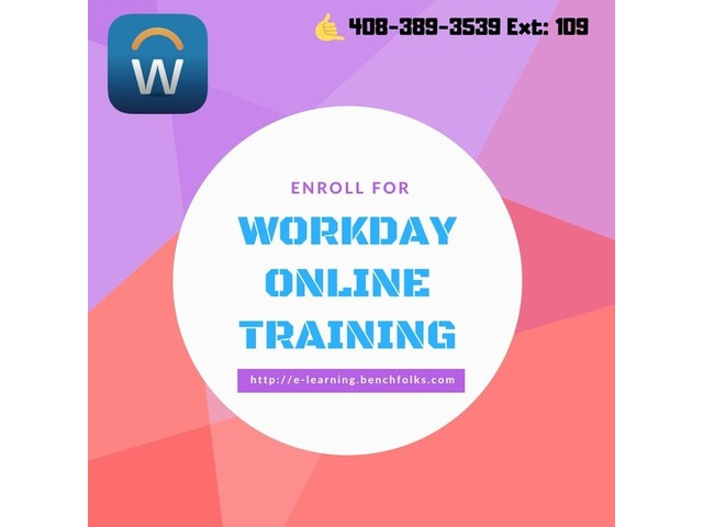 Enroll Workday Online Training in USA | free-classifieds-usa.com