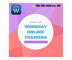 Enroll Workday Online Training in USA