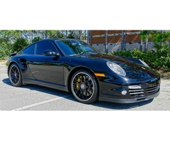 2012 Porsche 911 Turbo S Coupe