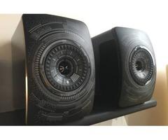 KEF LS50 Wireless Speakers (Pair) - $1850