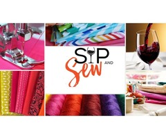 SIP AND SEW FREE SEWING LESSONS
