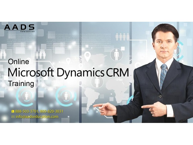 AADS Education– Microsoft Dynamics CRM Certification Programs  | free-classifieds-usa.com