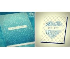 Get Beautifully Designed Parent Wedding Albums from Album Design Store