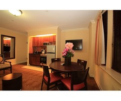 Furnished apartment in the of newyork city