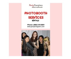 50% Off On Hiring Party Energizers Photo booths | free-classifieds-usa.com