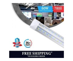Use T8 8ft 60w LED Integrated Tubes to Increase Your Employee's Productivity
