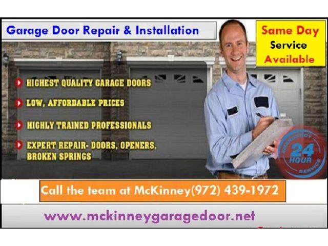 Quickly Garage Door Opener System 75069, TX - Start $25.95 | free-classifieds-usa.com