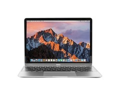 Apple MacBook Retina Core M3-6Y30 Dual-Core 1.1GHz 8GB 256GB SSD 12 Notebook macOS (Silver) (Early 2