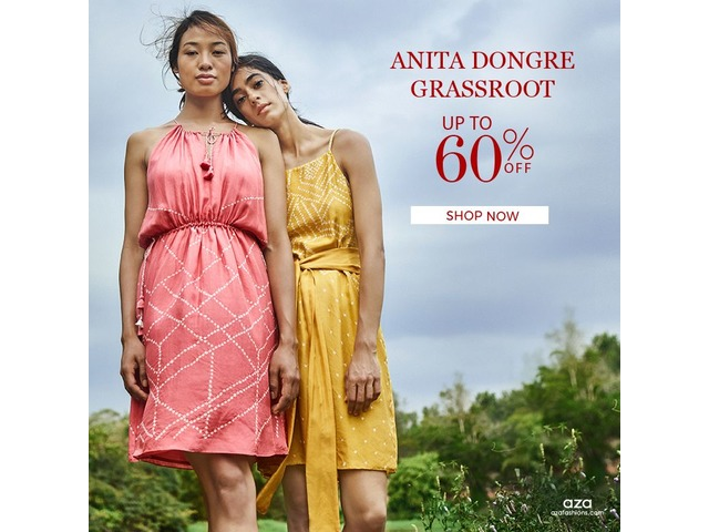 Upto 60% Off on Anita Dongre Designer Dresses | free-classifieds-usa.com