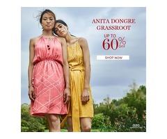Upto 60% Off on Anita Dongre Designer Dresses