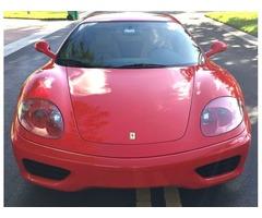 2001 Ferrari 360 | free-classifieds-usa.com