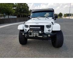2017 Jeep Wrangler ARTIC EDITION