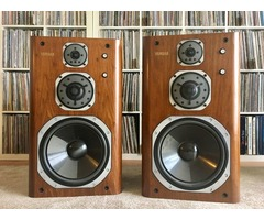 Yamaha NS 2000 speakers