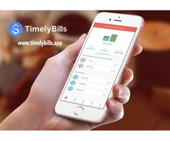 Money Management App For Android – Timelybills